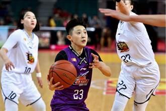 WCBA》彭詩晴15分、4助攻 上海止敗並列第3