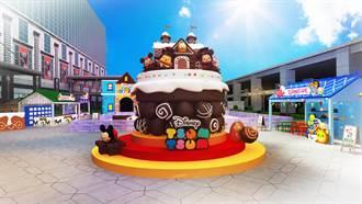 迪士尼TSUM TSUM派對嘉年華來了 台北101萌翻!