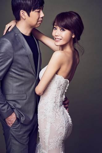 甜美主播陳園淳拍婚紗竟不准笑 婚禮狀況多弄到好焦躁