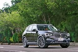 竟圓融之大成 大改款BMW X3 xDrive 30i
