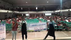 電力競賽宣導 屏工逾千師生參與