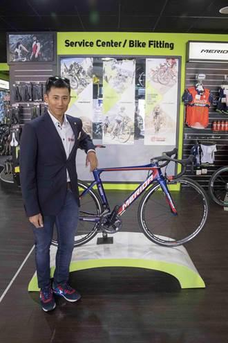馮俊凱出征2018環台賽 衝搶亞運資格