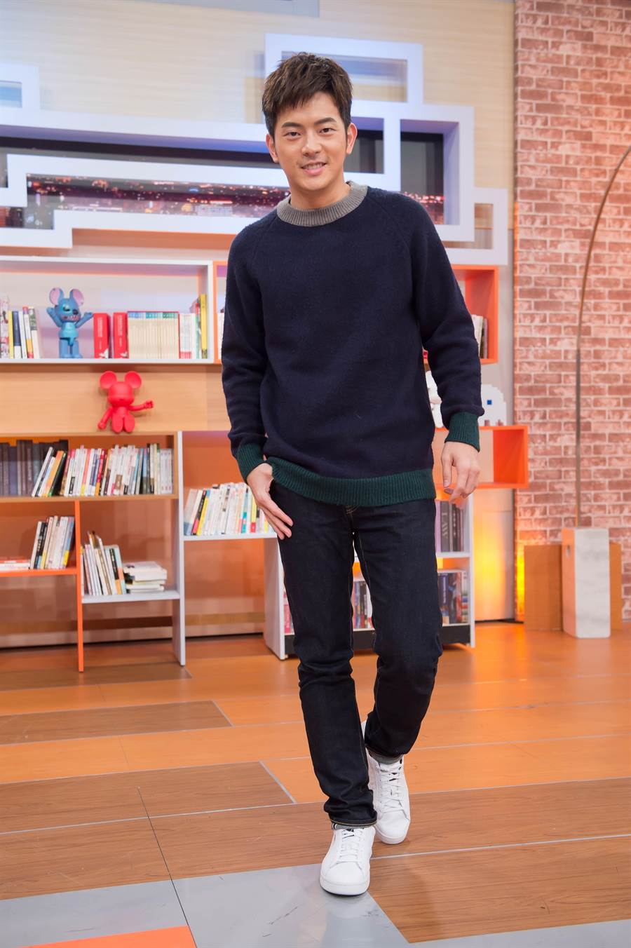 宥勝經過一個月考慮確定結紮。(圖片提供:TVBS)