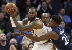 NBA》全明星票王換人當 詹姆斯次輪穩居領先