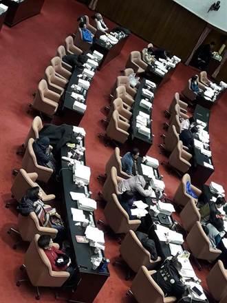 李富城:執政黨立委不過半 國家才有救