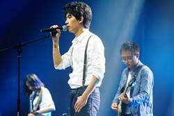 喜歡五月天、張懸 陸生組樂團登上「中國樂隊」節目
