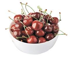櫻桃藥食兩相宜 治外傷、緩解貧血