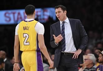NBA》華頓飯碗不穩了?湖人或找前灰熊主帥