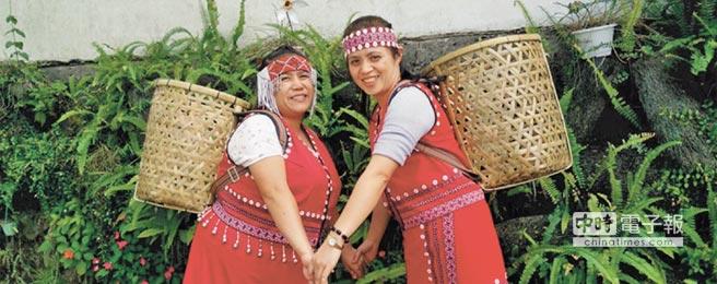 南庄鄉一直以來是苗栗觀光重鎮,其中蓬萊社區更有賽夏族的竹籐編織,延續了原住民的藤編技藝。(李佳玲翻攝)