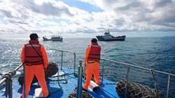 漁船外海失去動力  海巡派1機3艇救援