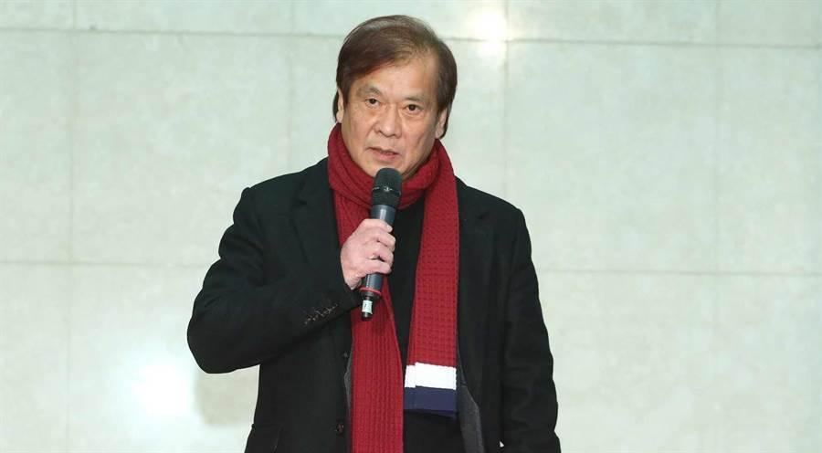 華視總經理郭建宏被羅織七項罪名鬥下台。(資料照)
