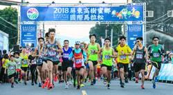 2018屏東高樹蜜鄉國際馬拉松 屏東高樹馬拉松,新鮮蜜棗吃到飽