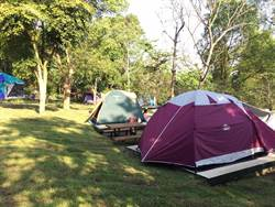 雲林縣山海兩公營露營區 景色優美安全無虞