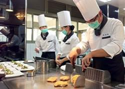 慈惠醫專餐飲科打造全套鐵板燒設備 學生成料理達人