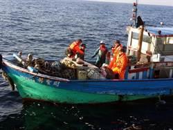 高雄漁船屢到小琉球違法刺網捕魚 漁會盼重罰吊照