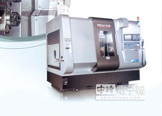 承誼機電 富格蘭多軸CNC車床受矚目