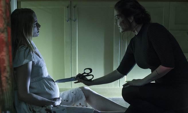 《劫孕》集結西班牙恐怖電影風格。(威視提供)