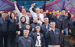 「反對水利會收歸國有」陳抗  吳敦義現場聲援