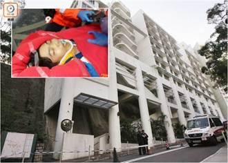 不堪功課壓力 香港中文大學中醫系大一生墜樓亡