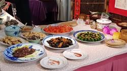 竹市大同108舊城廚房達人教學年菜輕鬆上桌
