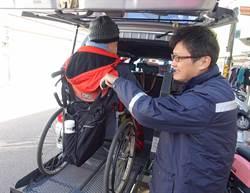 竹市長照專車服務9萬餘人次暖男司機獲肯定