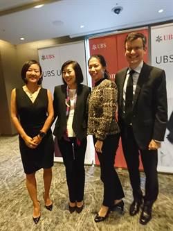理財服務也分男女 瑞銀UBS Unique推進台灣