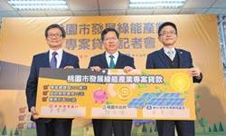 市府華銀攜手 推200億綠能貸款