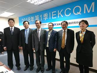 台灣製造業附加價值率 創新高紀錄