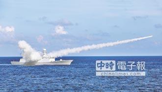 鷹擊-18潛射版問世 射程、性能翻倍