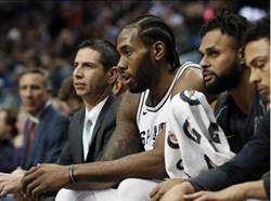 NBA》馬刺里歐納德腿傷復發 無限期休兵