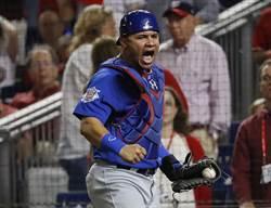 MLB》小熊捕手放話 莫里納霸氣:尊重地位 小子!
