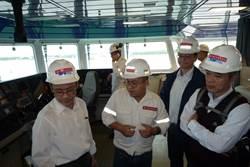 勵進號返抵安平港 航港局協助取得國際證書