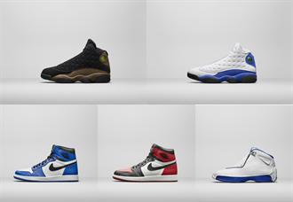 Jordan2018復刻鞋款搶先看