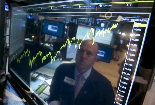 今年以來全球股市漲勢不歇。(資料照/美聯社)