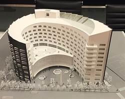 台北大直最新國際精品潮飯店 英迪格酒店今上樑