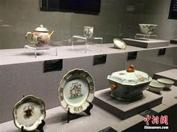 海上絲綢之路瓷器大展19日在浙江寧波舉行