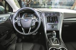 重量級登場 The All-New Ford Mondeo Wagon