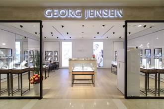 喬治傑生嶄新北歐設計概念店 新光三越信義A8館開幕  理想情人周湯豪帥氣現身 體驗裝飾藝術之美