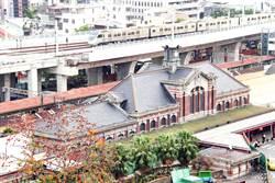 台中火車站前廣場工程 22日起調整交通動線