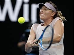 俄選手所用禁藥 莎拉波娃為此禁賽15個月