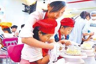 動手做蛋糕 親子最愛