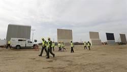 美墨邊界牆樣品測試 找特種部隊來攀越