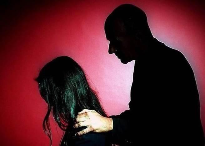 陳男再婚後,不斷性侵繼女,時間長達7年,如同性禁臠。(示意圖/中時資料照)