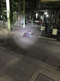 台中火力電廠驚傳意外 大夜班男操作員墜落亡