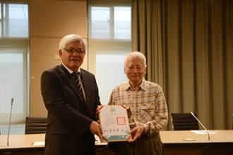 83歲老翁獲國際發明獎 金頭腦勝年輕人