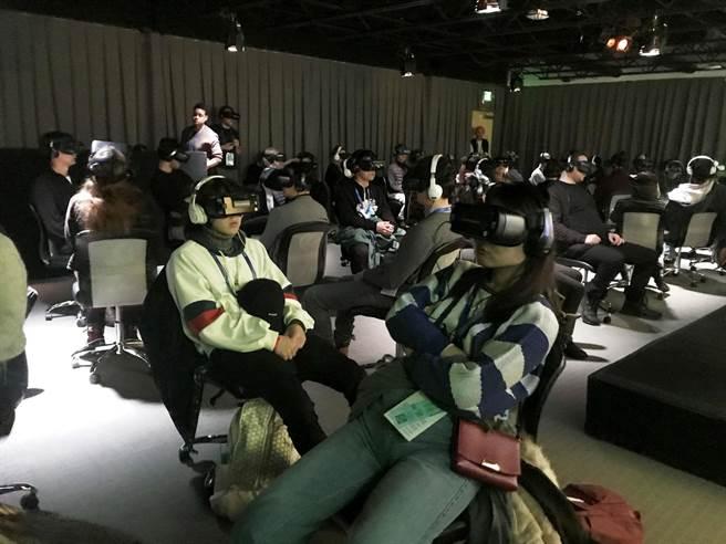 《全能元神宮改造王》跨越語言的民俗VR喜劇,征服美國影迷。(高雄電影節提供)
