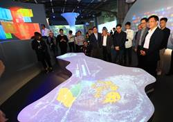 台中市政願景館3月重新開幕 多媒體互動功能吸睛