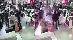 傻男買iPhone電池用嘴巴驗貨 「咬一口」後秒爆炸