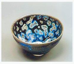 曜變天目茶碗 燒製技藝失傳700年