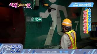 《主播3600變》半夜幫隧道「洗澎澎」! 雪隧養護工程大揭密